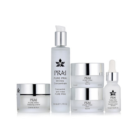 Prai 5 Piece Pure Prai Heritage Skincare Collection