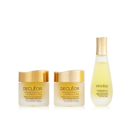 Decleor 3 Piece Firm & Lift Face Day & Night Collection