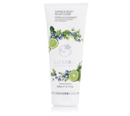Liz Earle Limited Edition Juniper & Bergamot Cleanse & Polish 200ml