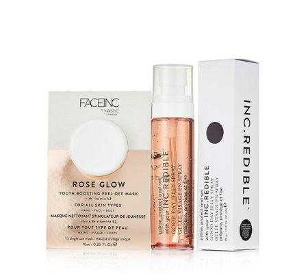 Inc.redible 2 Piece Keep Glowing Collection