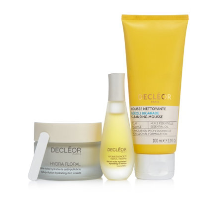 Decleor 3 Piece Top to Toe Skin Rescue Essentials