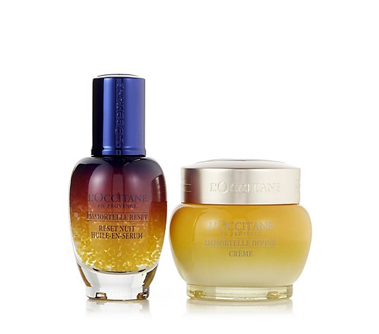 L'Occitane Immortelle Divine Power Duo