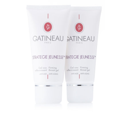Gatineau Firming Throat Gel Duo