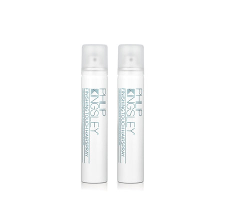 Philip Kingsley Finishing Touch Hairspray Duo 100ml