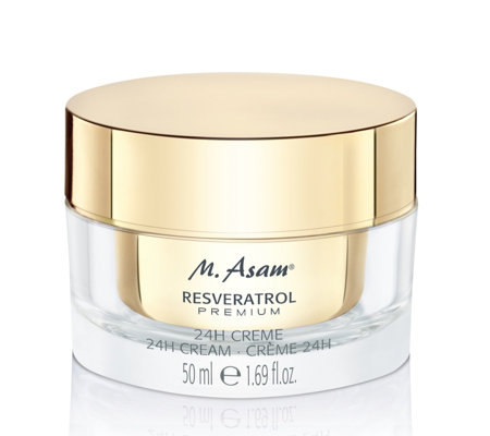 M. Asam Resveratrol Premium 24 Hour Cream 50ml