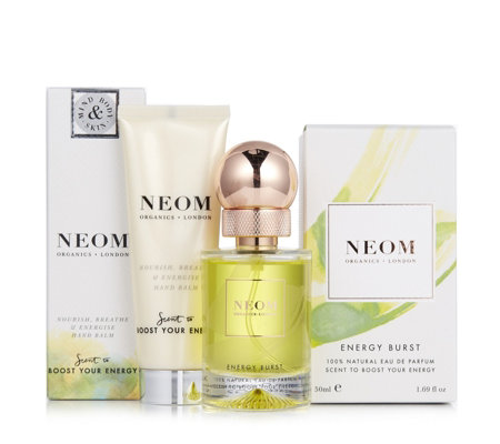 Neom Energy Burst Eau de Parfum 50ml