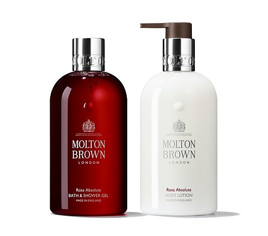 Molton Brown 2 Piece Rosa Absolute Bath & Body Collection