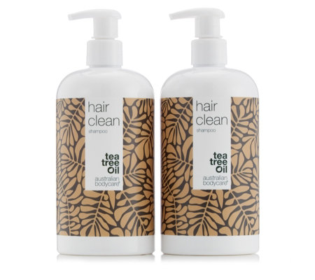 Australian Bodycare Shampoo Duo 500ml
