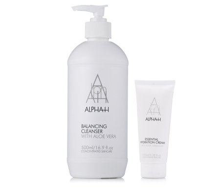 Alpha-H Balance And Hydrate Duo