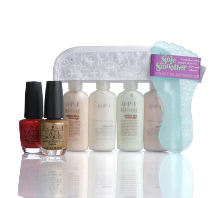 OPI Travel Footcare Collection