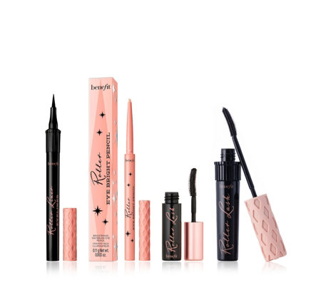 Benefit 4 Piece Roller Lash Collection