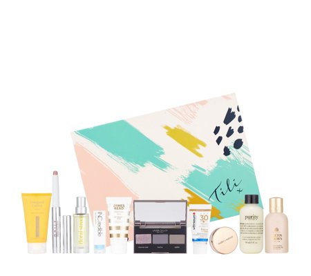 Tili Abstract Beauty Box
