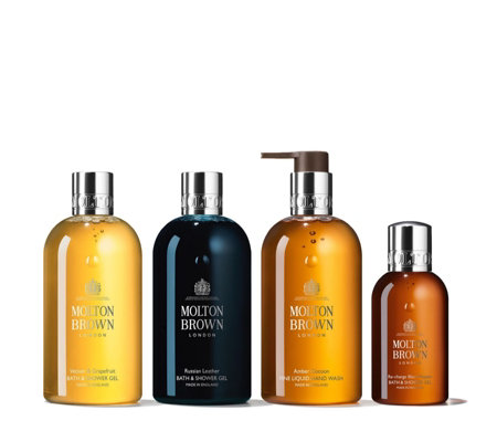 Molton Brown 4 Piece Luxurious Gift Collection