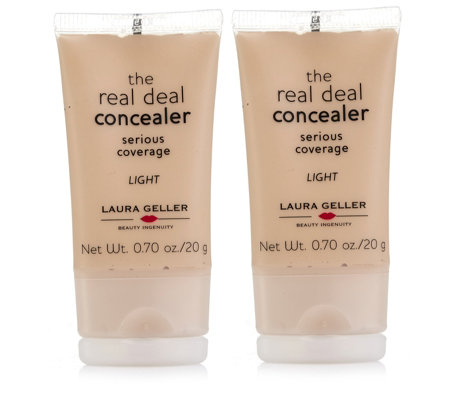 Laura Geller The Real Deal Concealer Duo 20g