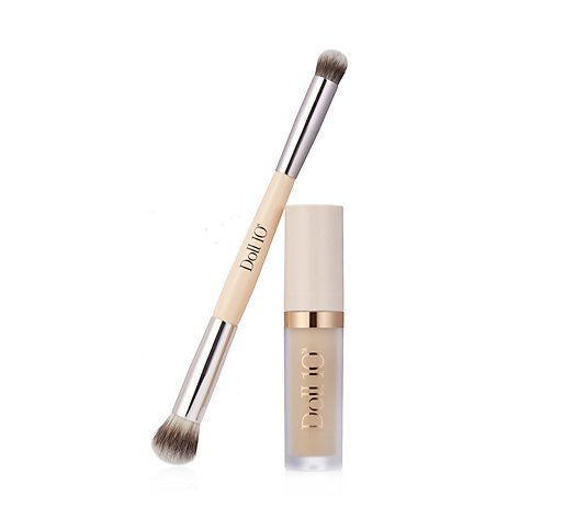 Doll 10 HydraLux Smoothing Concealer With Brush