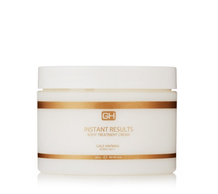 Gale Hayman Instant Results Body Treatment Cream
