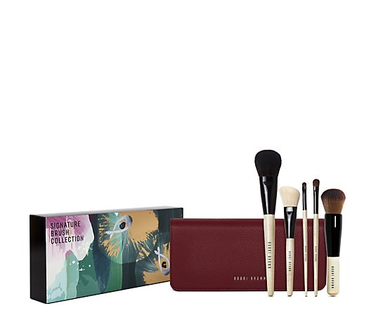 Bobbi Brown 6 Piece Christmas Brush Set