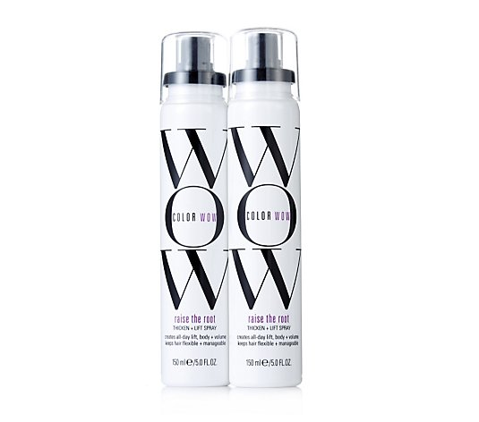 Color Wow Raise The Root Thicken & Lift Spray Duo 150ml