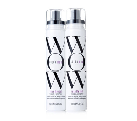 Color Wow Duo Raise The Root Thicken Spray