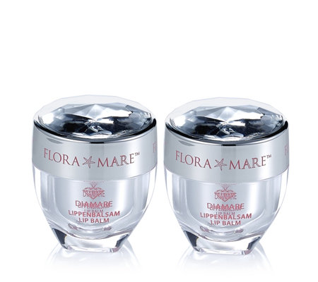 Flora Mare Diamare Lip Balm 15ml Duo