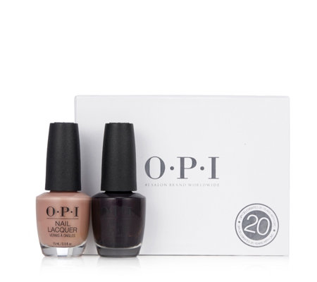 OPI 2 Piece Elisha's Faves Collection