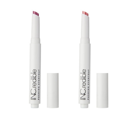 INC.redible Pushing Everyday Semi-Matte Lip Click Duo