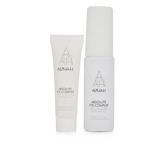 Alpha-H Absolute Eye Complex Home & Away Duo