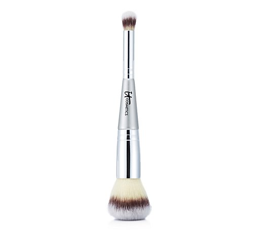 IT Cosmetics Heavenly Luxe Silver Complexion Perfection Brush