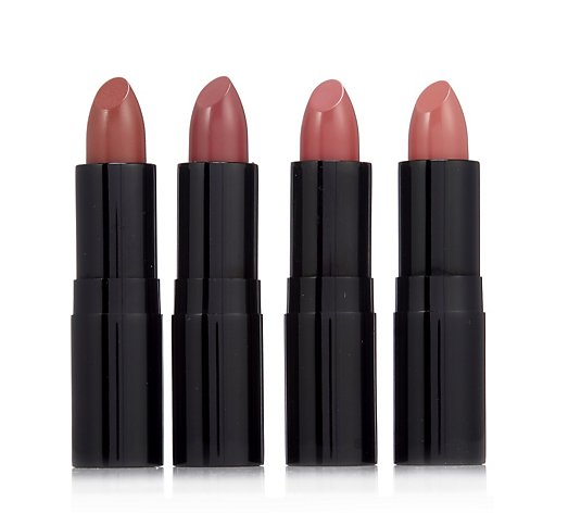 Doll 10 Nude Craze 4 Piece Lip Rouge Collection