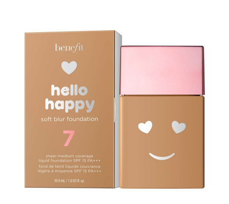 Benefit Hello Happy Foundation