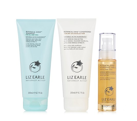 Liz Earle Botanical Hair Collection