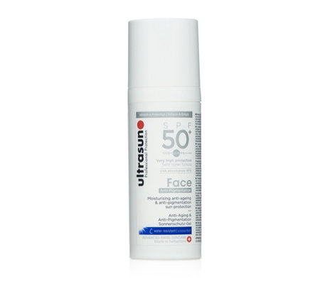 Ultrasun Sun Protection Anti-Pigmentation Face SPF 50+ 50ml