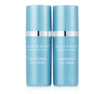 Flora Mare Eye Cream 30ml Duo
