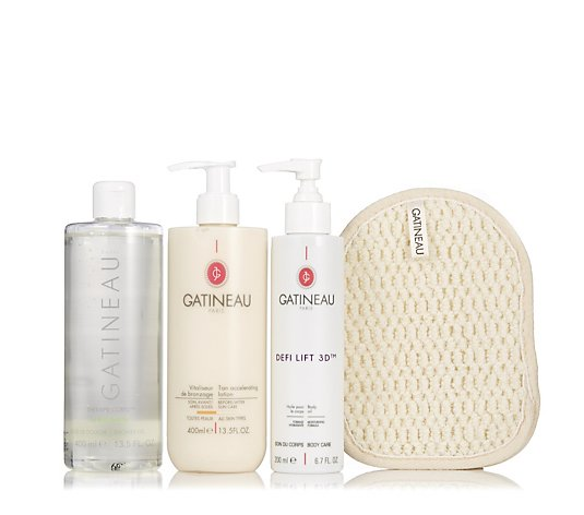Gatineau 3 Piece Firm & Glow Supersize Body Collection
