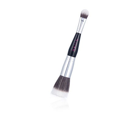Mally Face&Eye Double Ended Brush