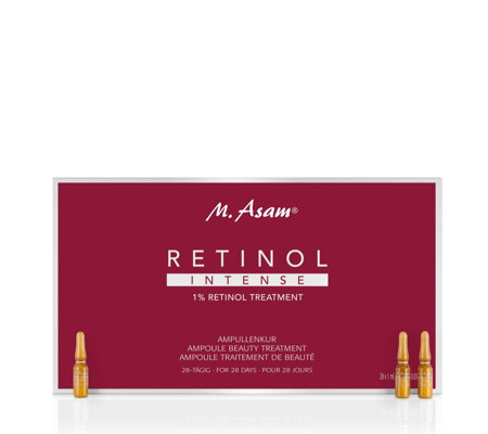 M. Asam Retinol Intense Beauty Treatment 28 x 1ml