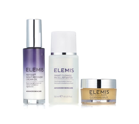Elemis 3 Piece Anti-Ageing Best Of British Collection