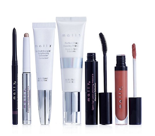 Mally 6 Piece Perfect Glow Collection