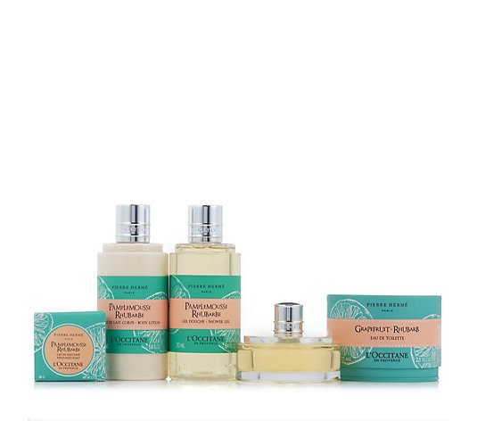 L'Occitane 4 Piece Fragrance Collection