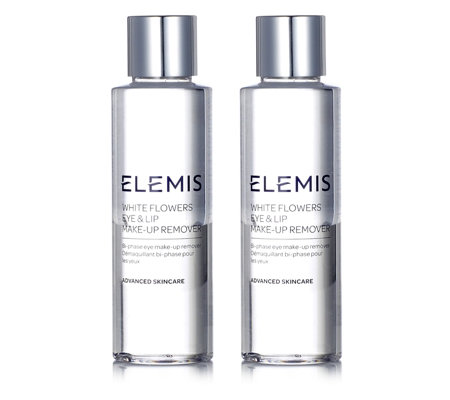 Elemis White Flowers Eye Make Up Remover Duo