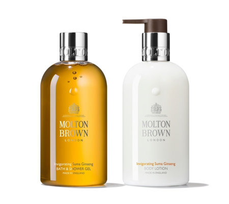 Molton Brown Invigorating Suma Ginseng 300ml Body Duo