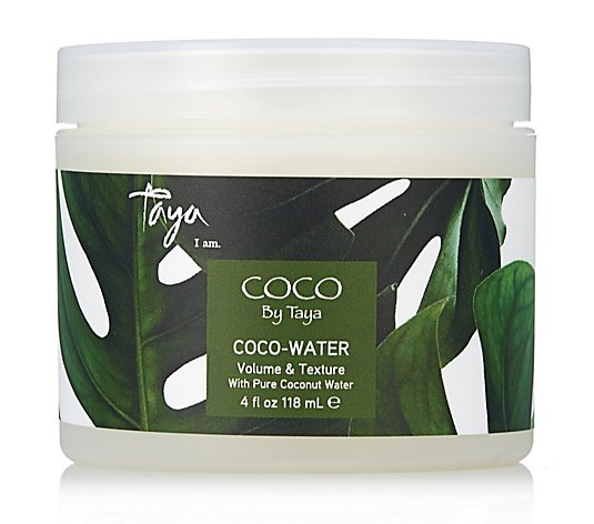 Taya Coco Water Volume & Texture