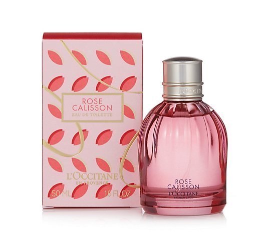 L'Occitane Rose Calisson EDT 50ml