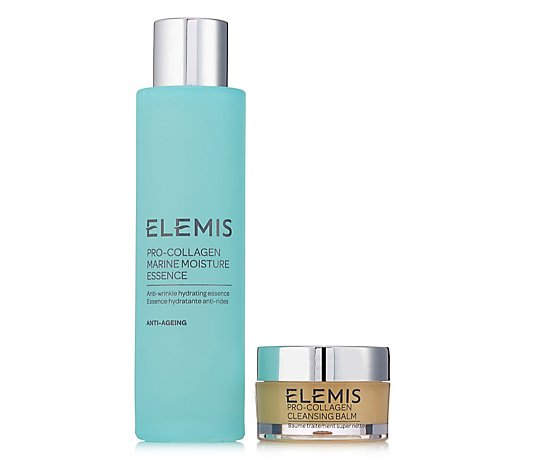 Elemis Pro-Collagen Essence & Cleansing Balm Duo
