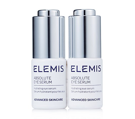 Elemis Rehydrating Absolute Eye 15ml Duo