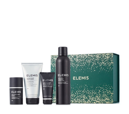 Elemis 4 Piece Men's Gift of Great Grooming Collection