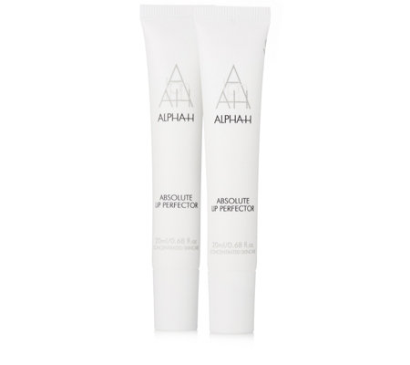 Alpha-H Absolute Lip Perfector Supersize Duo