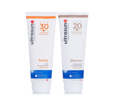 Ultrasun Sun Protection 2 Piece Supersize Collection