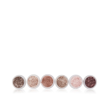 Bareminerals 6 Piece Ultimate Eyes Loose Eyeshadow Collection