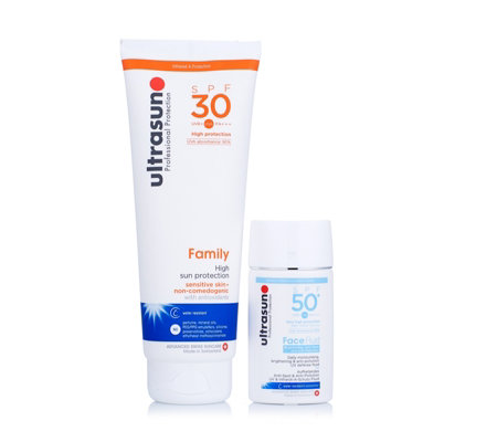 Ultrasun Sun Protection Total Protection Duo